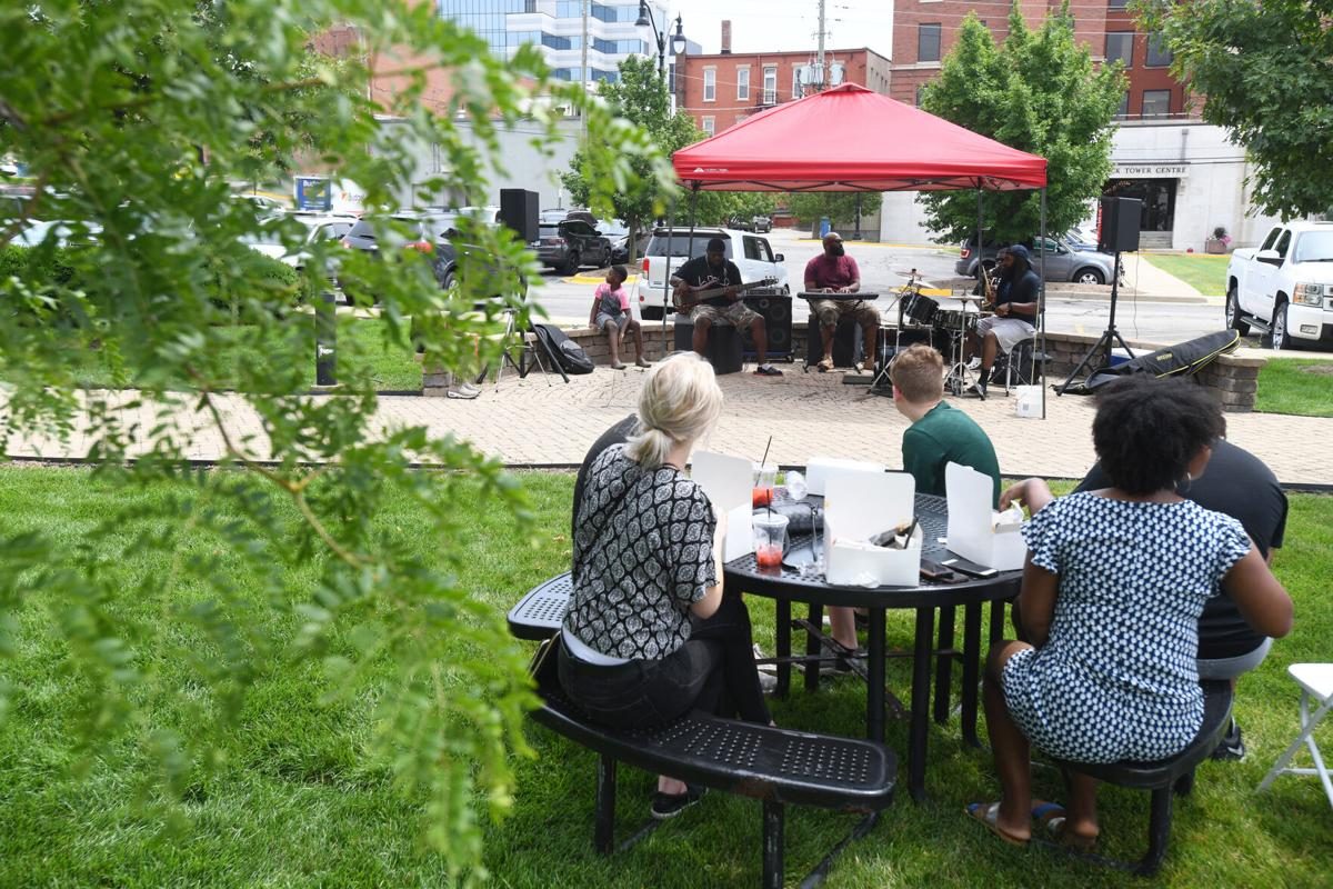 Sandwiches and Jam returns to depot