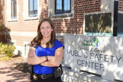 KPD Sgt. Lacie Zingre