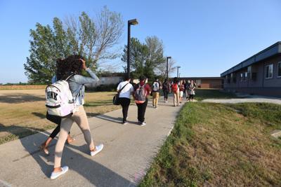 School begins on site for Kankakee freshmen AP Tests