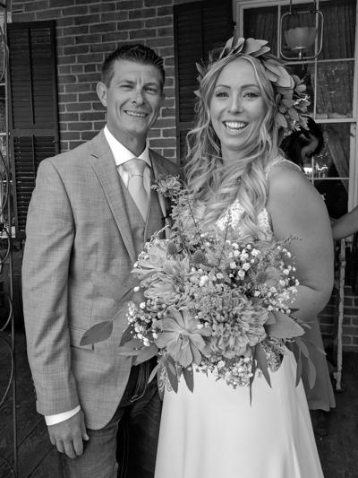 Welty Grimes Wedding