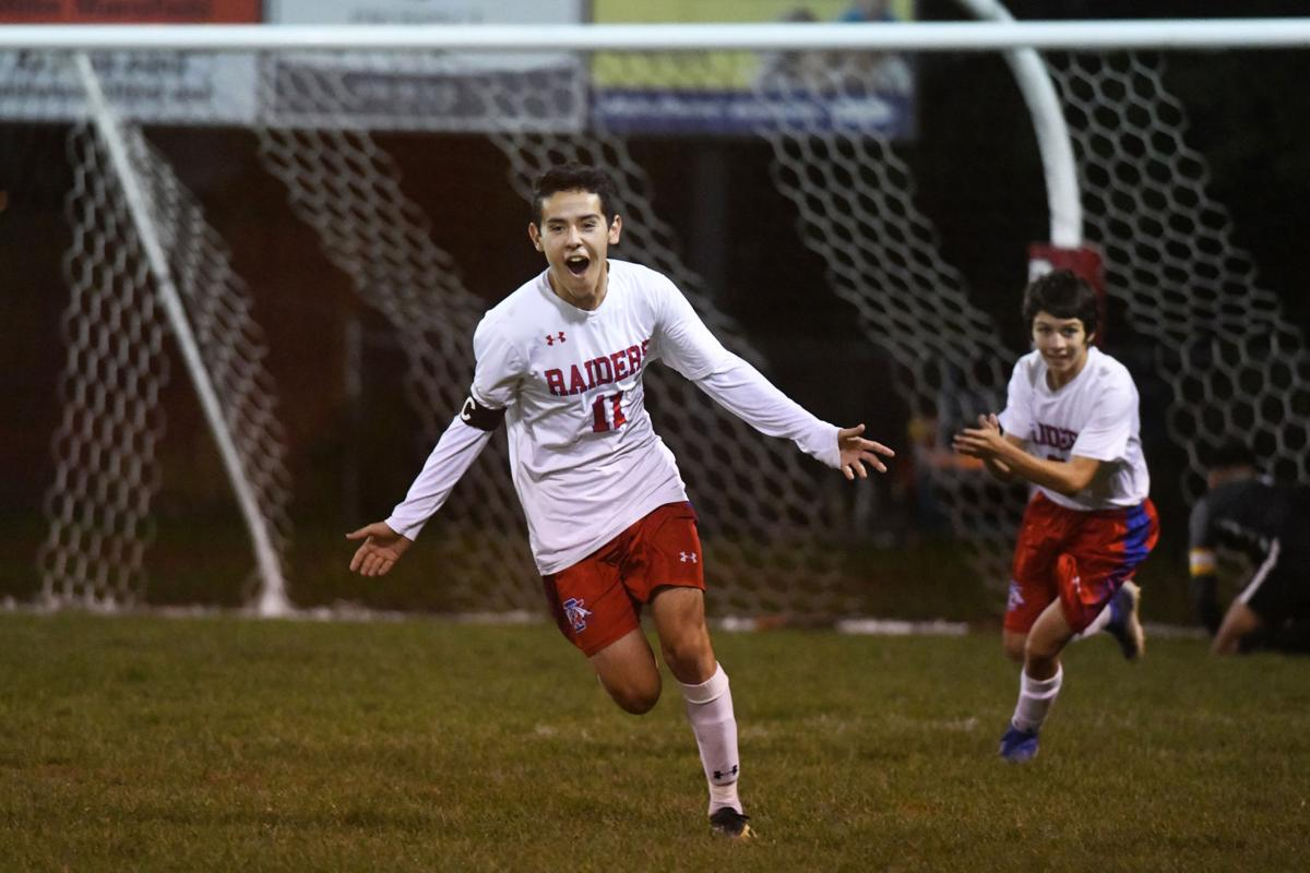 Boys Soccer, Class 1A Iroquois West Regional: Iroquois West vs. Momence