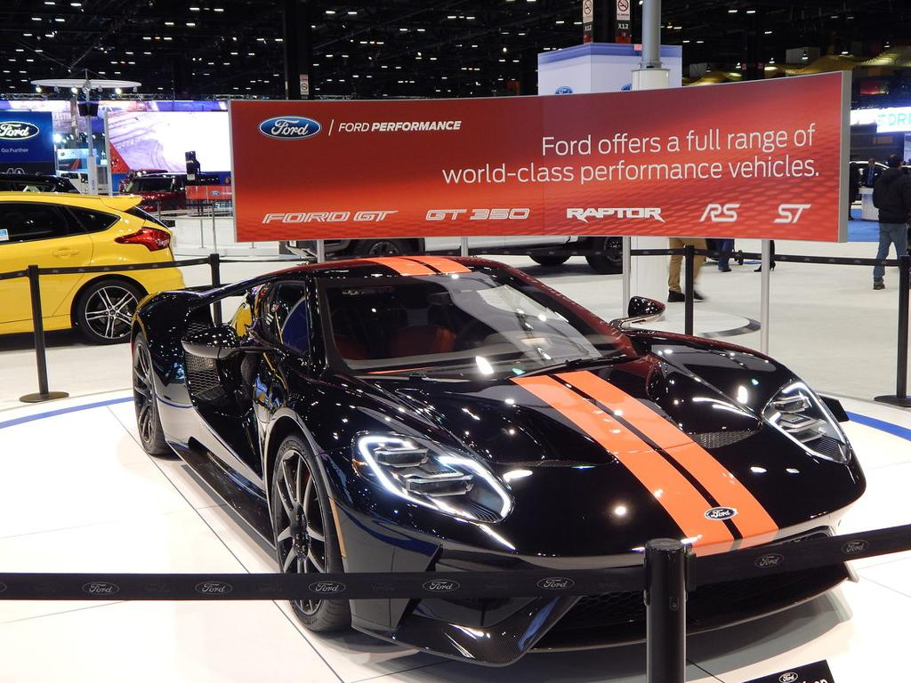 Chicago Auto Show Runs Through Monday At McCormick Place Local - Mccormick place car show
