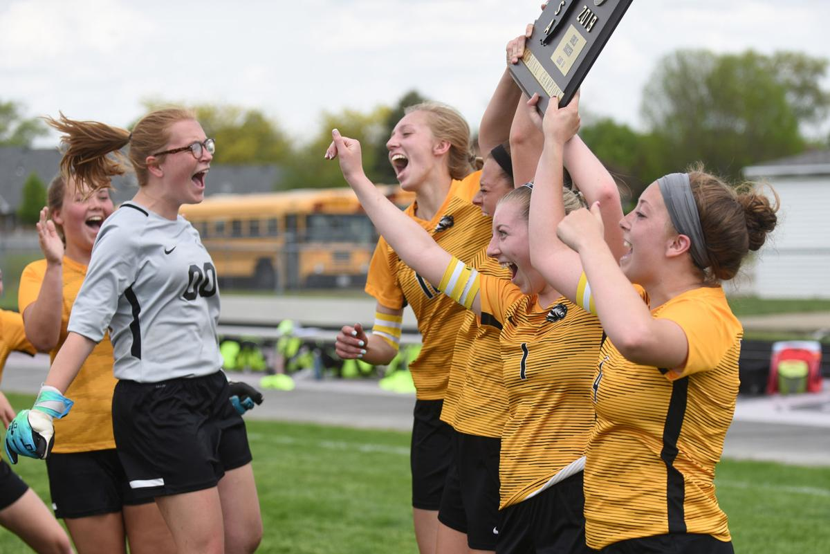 Herscher's Miner scores lone goal to send Tigers to Super-Sectionals