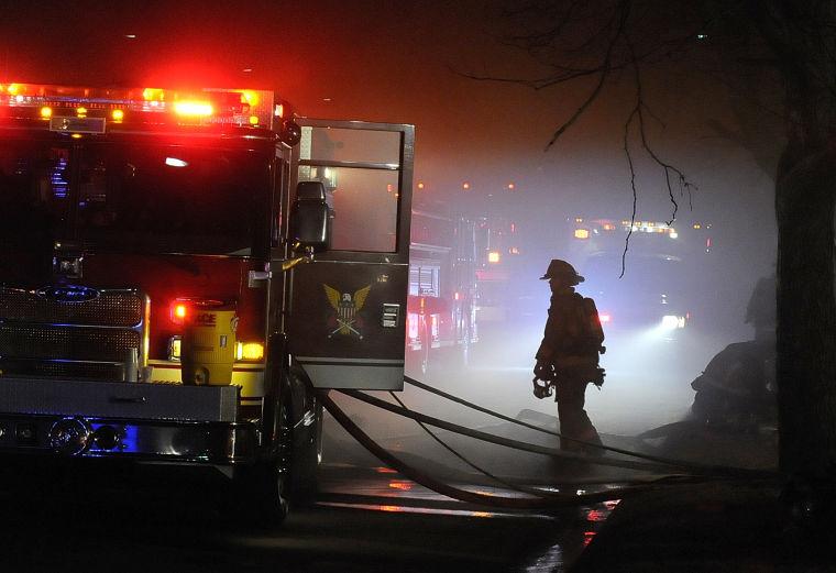 Kankakee firefighters