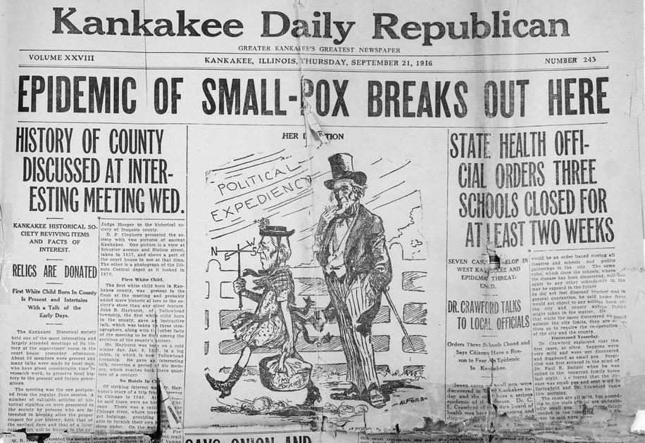 Go back in time with this 100-year-old newspaper | Local ...