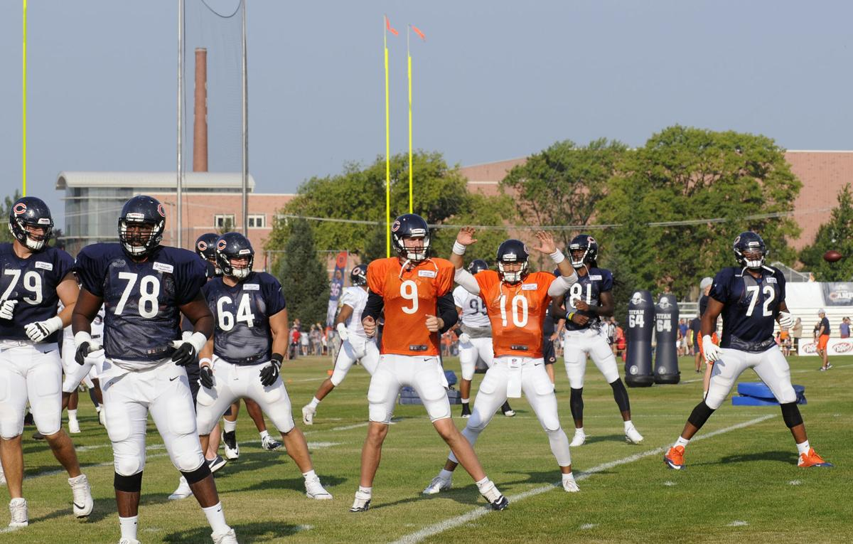 Chicago Bears August 7