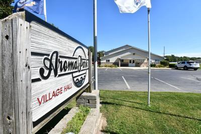 Aroma Park Village Hall