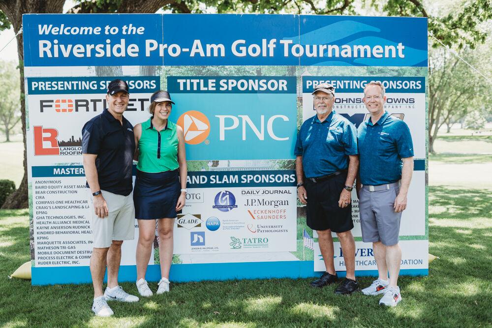 Riverside Pro-Am 2021 - Riverside staff/sponsors