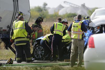 Manteno crash