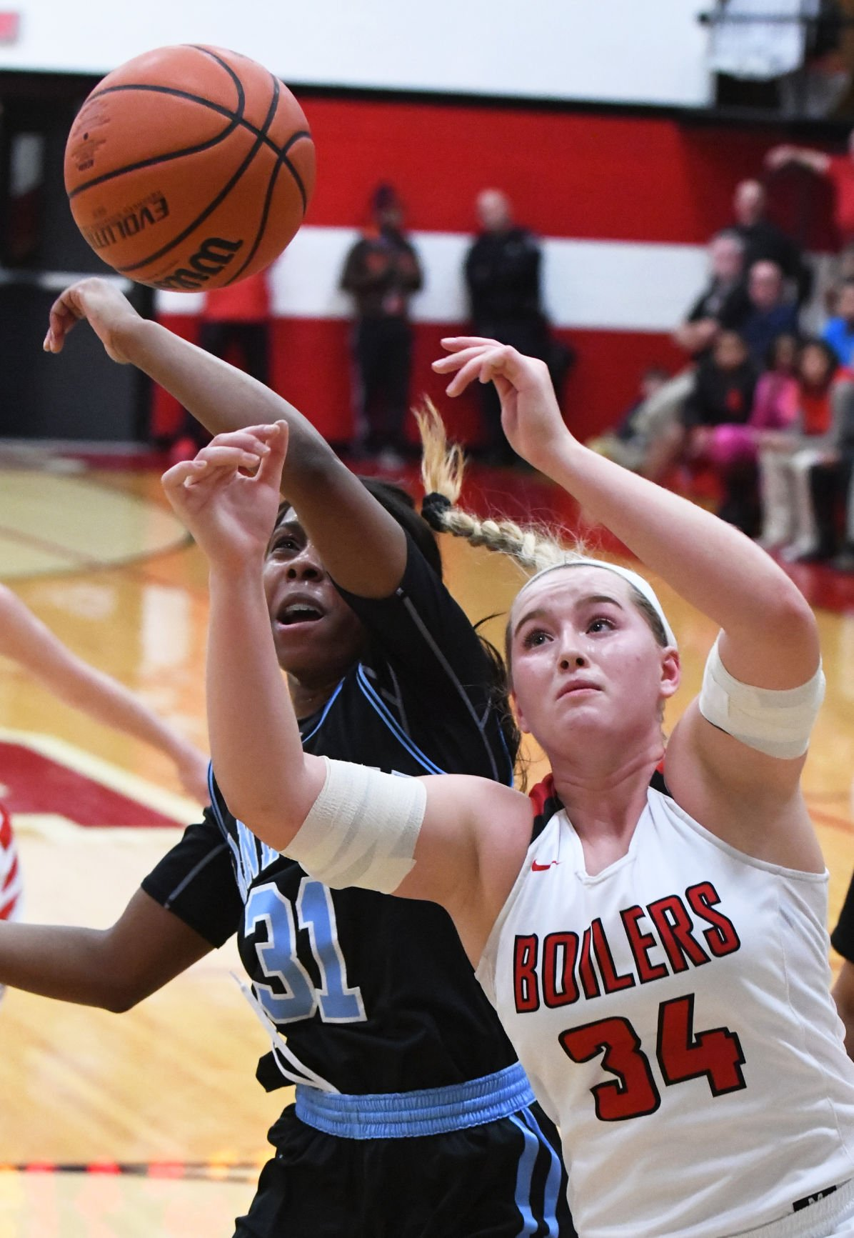 Herscher out, city girls teams in at ONU Thanksgiving Classic