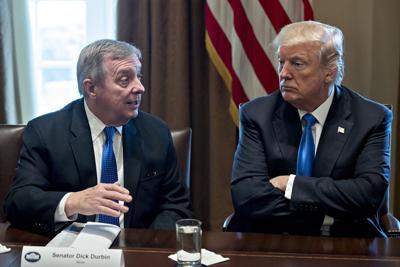 Durbin and Trump (copy)