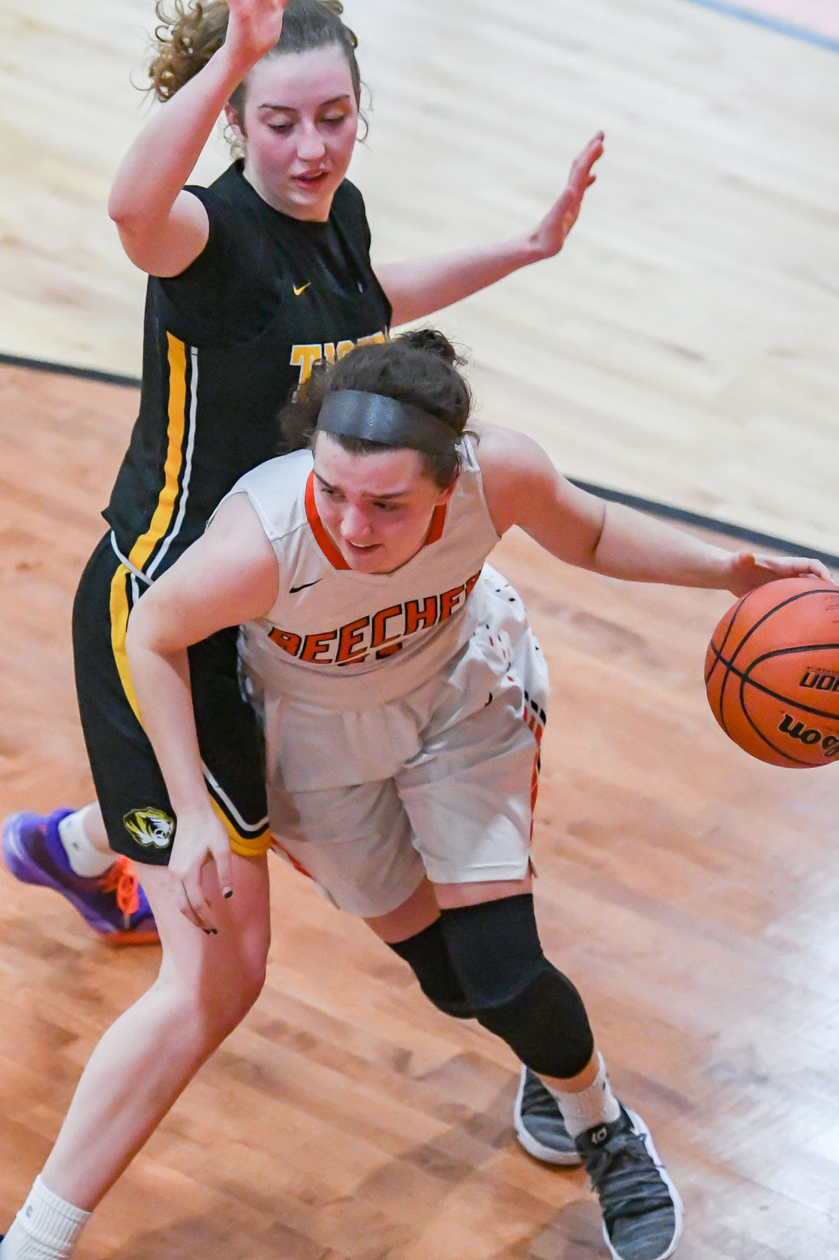 Herscher at Beecher Girls Basketball