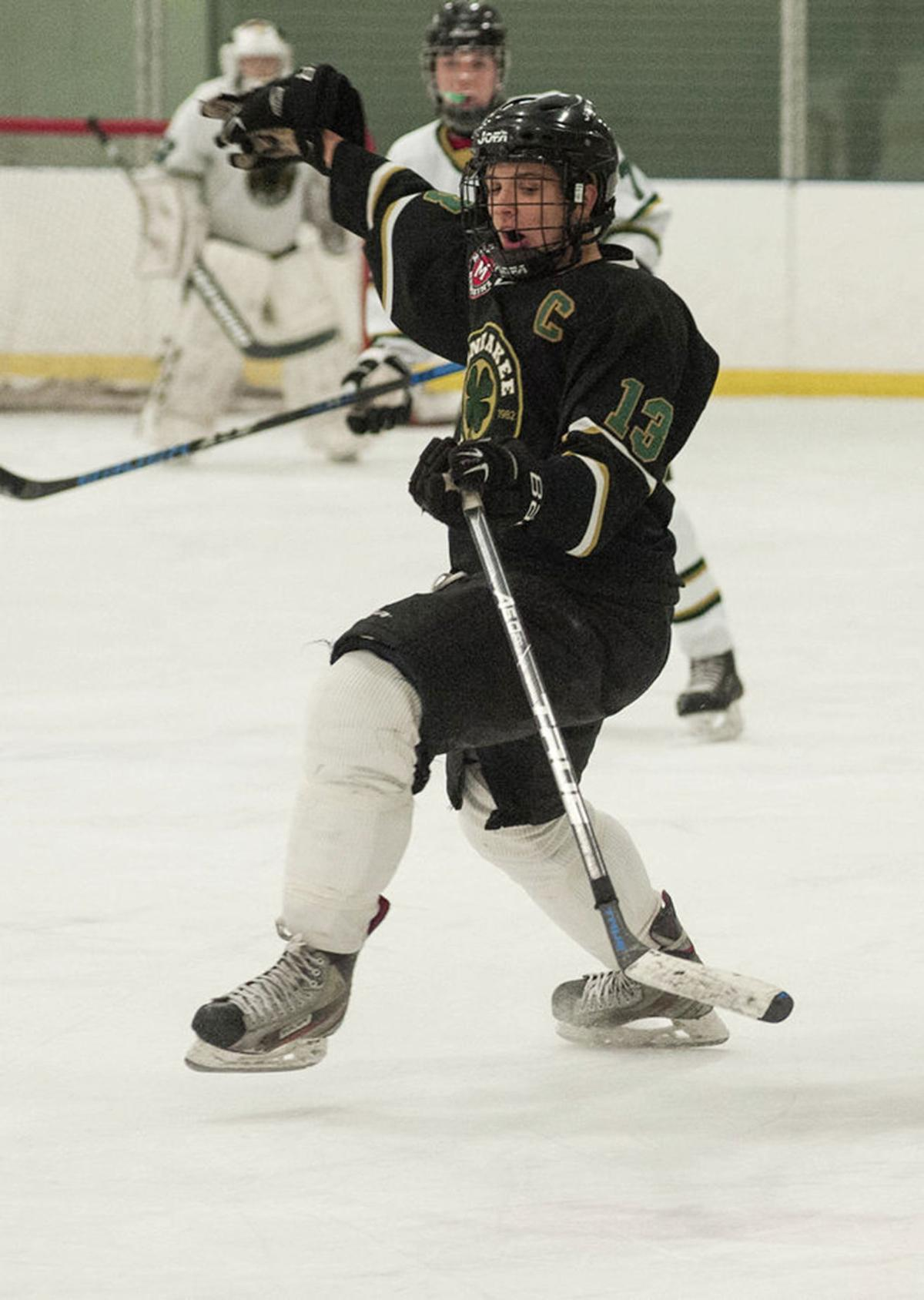 Local hockey player represents U.S. in Deaflympics