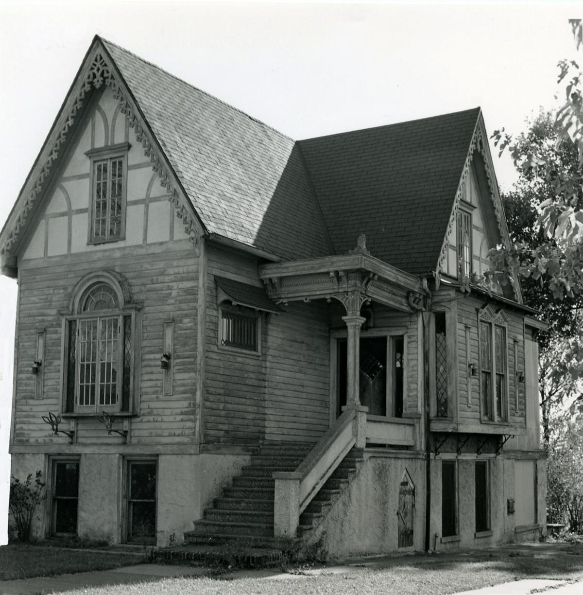 Jack Klasey: The haunted house that wasn't really haunted | Local