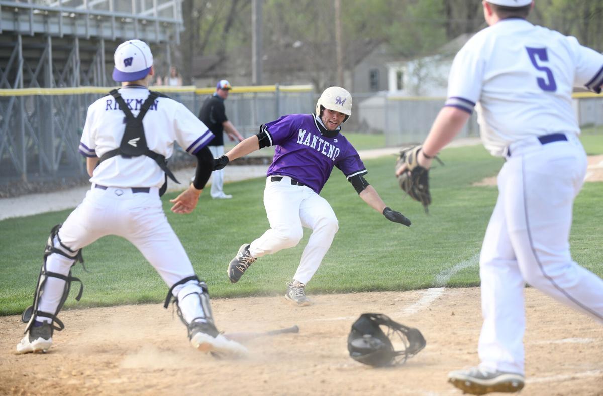 Baseball: Wilmington hosts Manteno