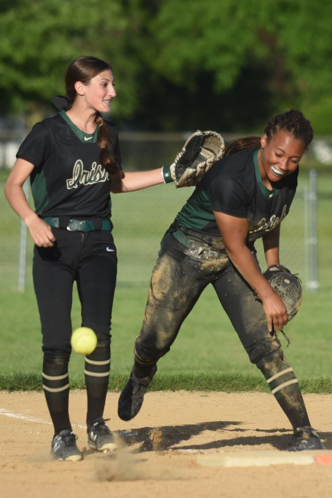 Bishop McNamara holds on to advance to sectional final