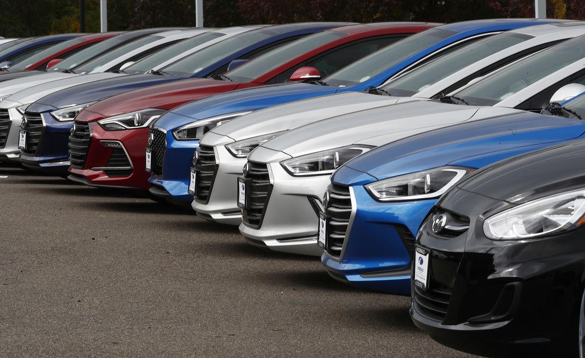 Carmakers shift to SUVs as buyers shun sedans | Business, Finance ...