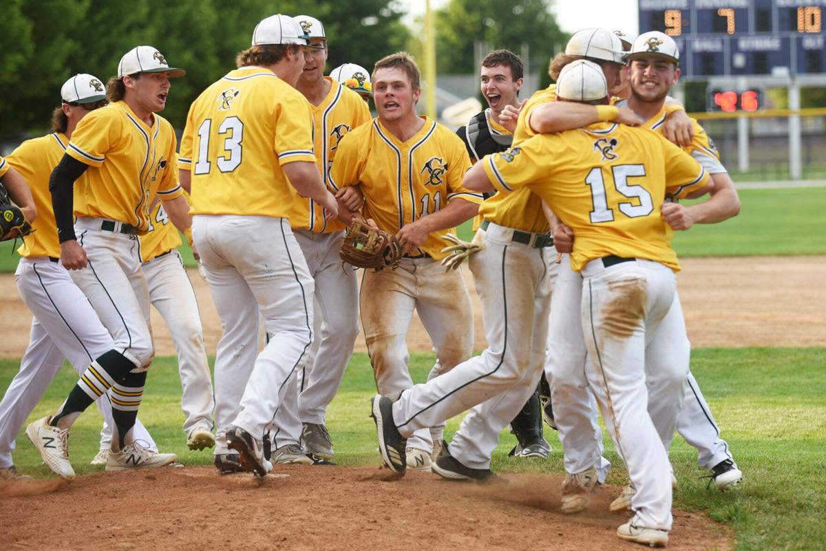 BASEBALL: Coal City outlasts Manteno to advance to sectional finals