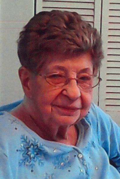 Mary Ann Rapier