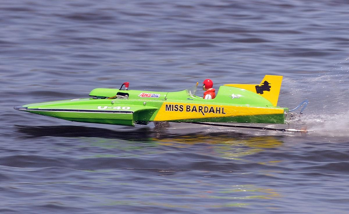 Boat racing back, just scaled down | Local News | daily