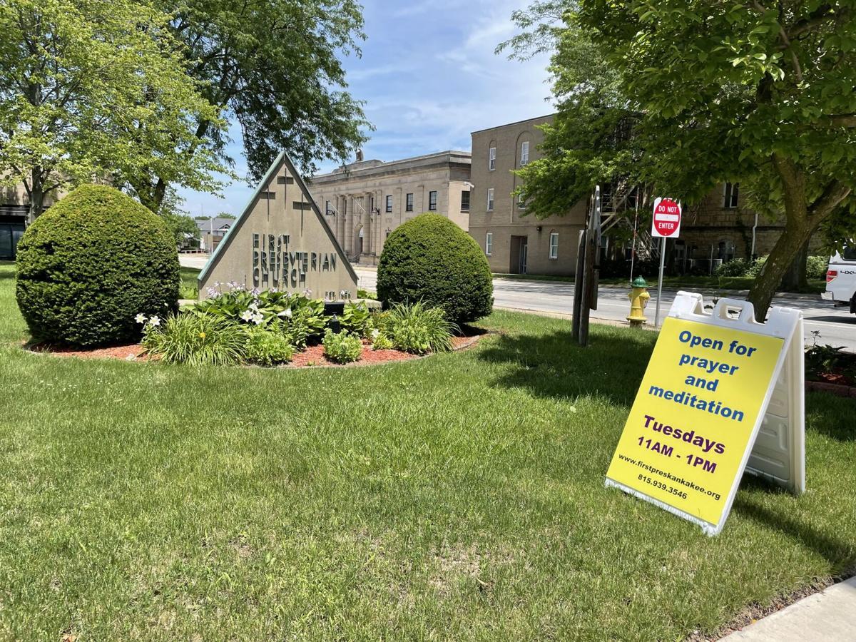 First Presbyterian Church - Tuesday's Prayer and Meditation
