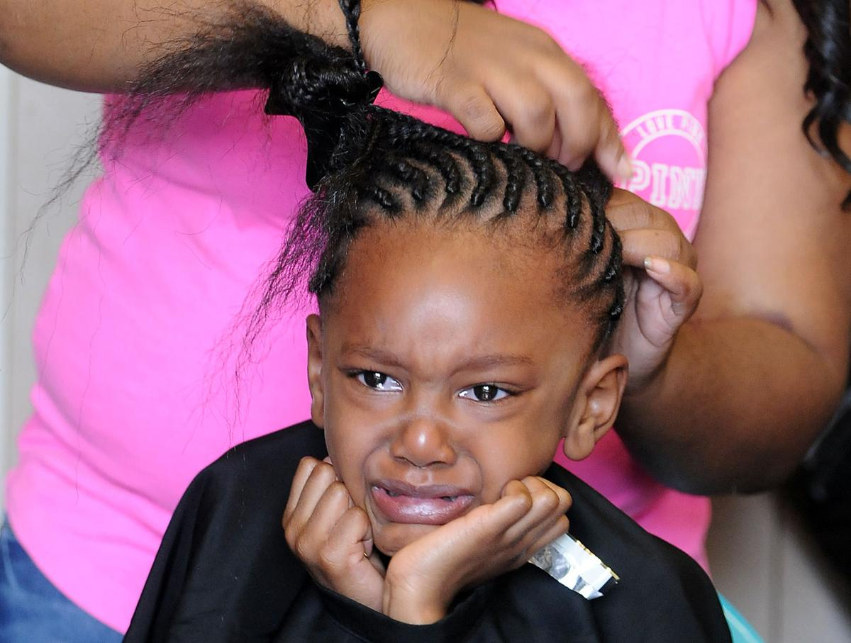 Back To School Braid A Thon Draws More Than 100 Local News