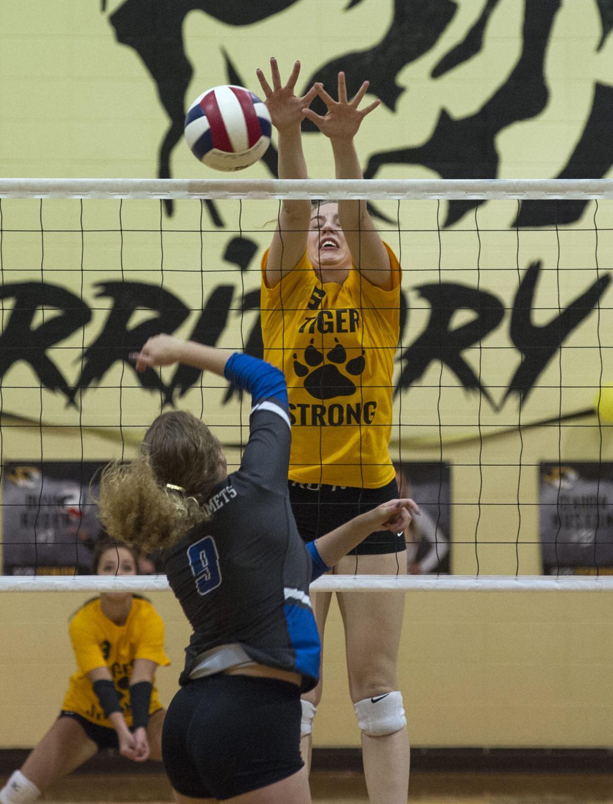 Herscher/Central Volleyball