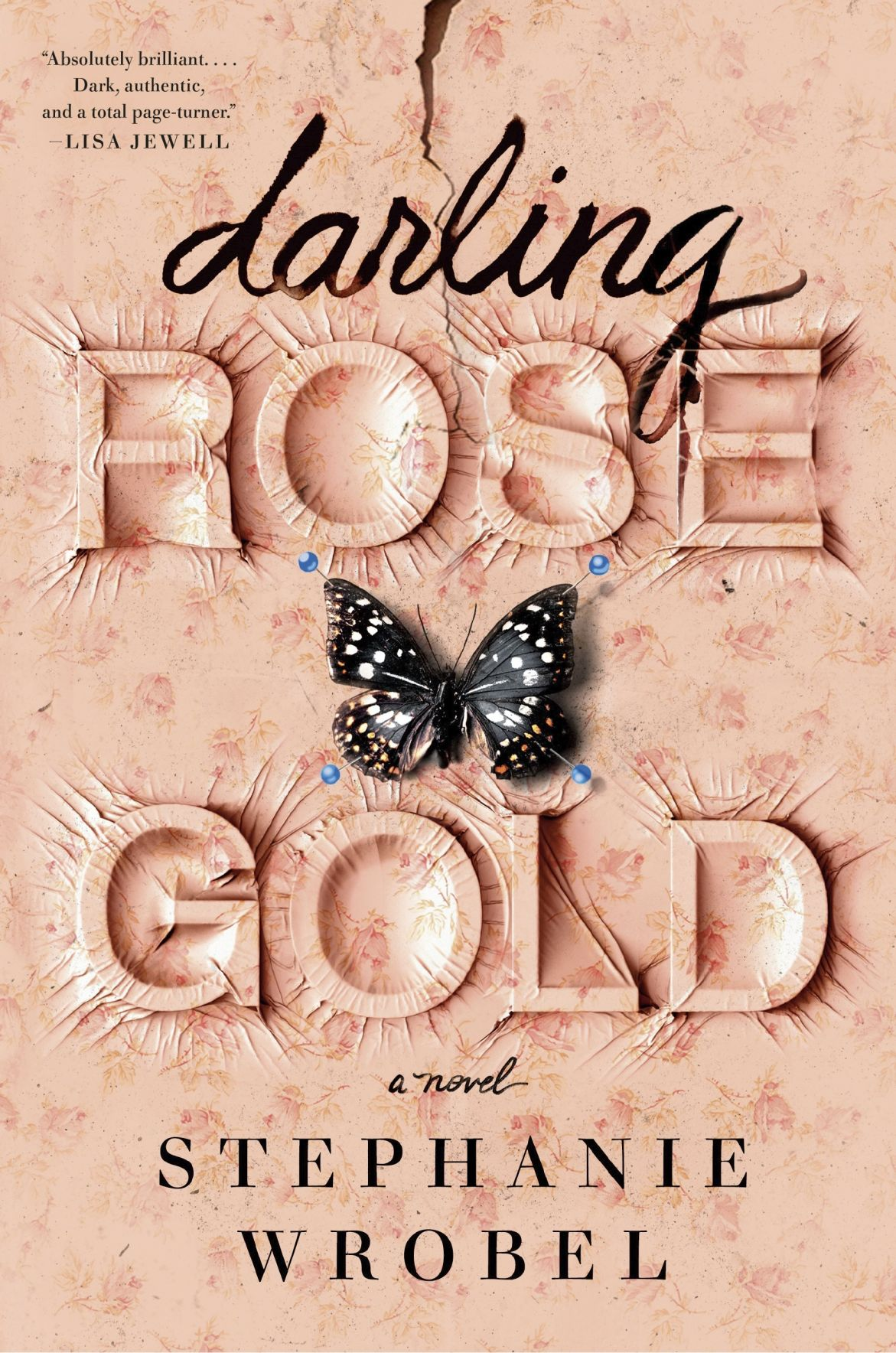 """Darling Rose Gold"""