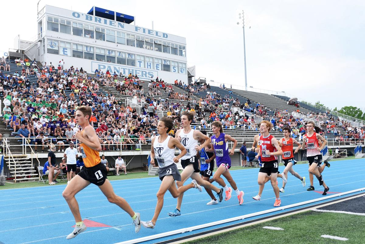 BOYS TRACK & FIELD: Herscher's Rogers wins twice, Kankakee relay also takes gold at 2A finals
