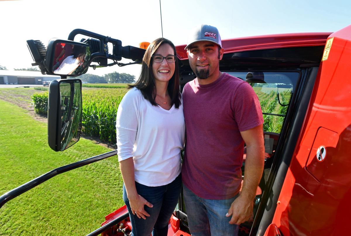 Thank A Farmer: Chris and Katelynn Ohrt