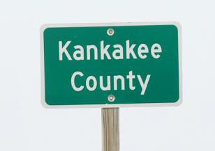Kankakee County line