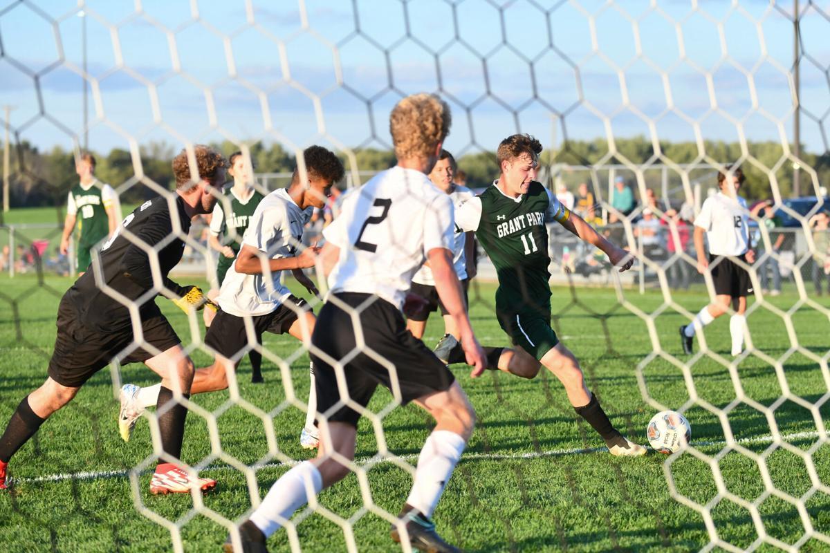 Boys Soccer: Class 1A Coal City Regional - Grant Park vs Herscher