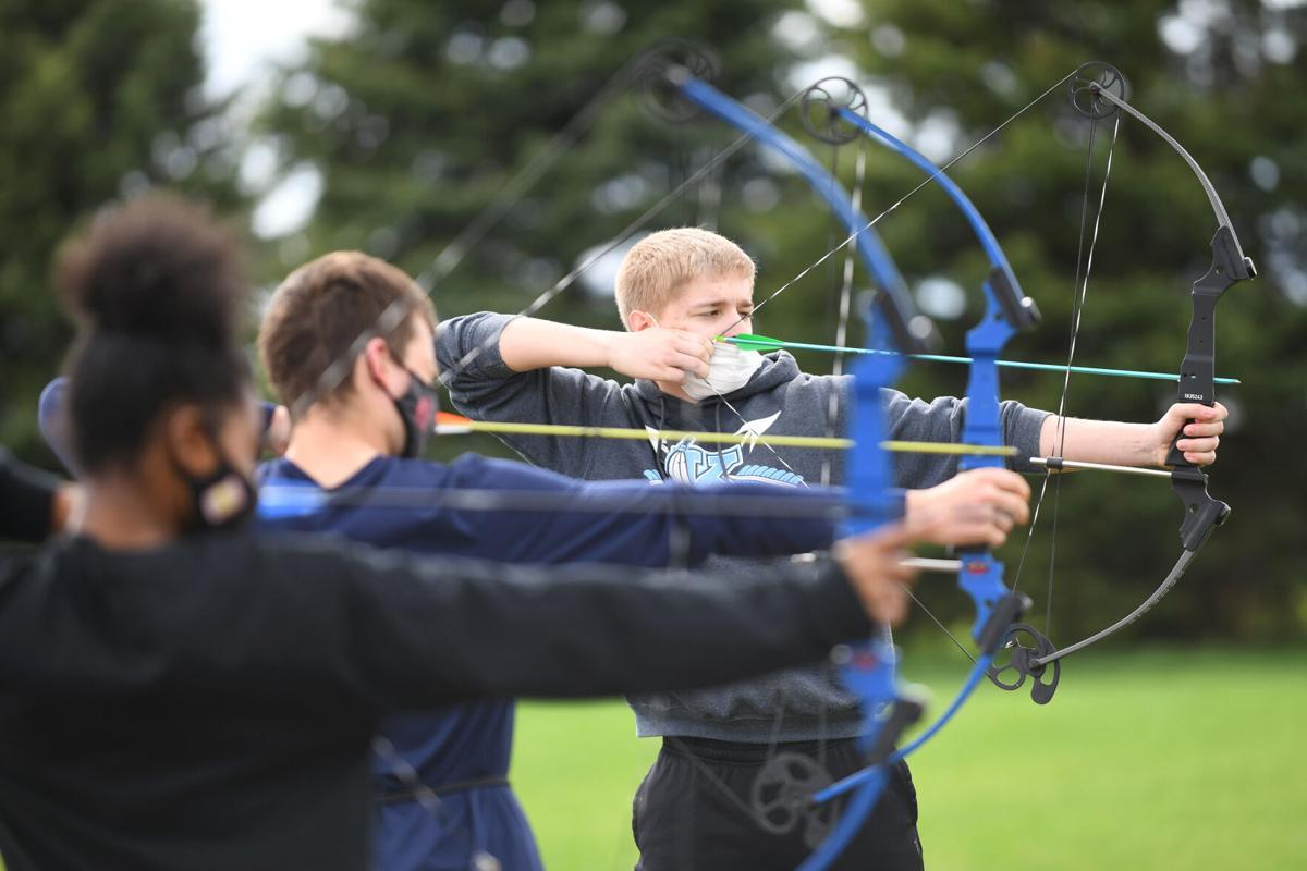 Kankakee JROTC archery