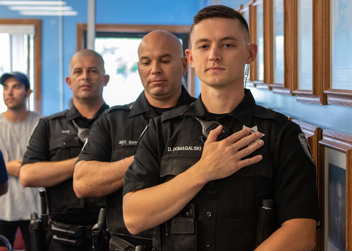Bourbonnais Police