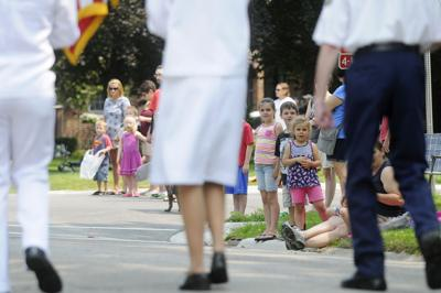 Independence Day parade 2
