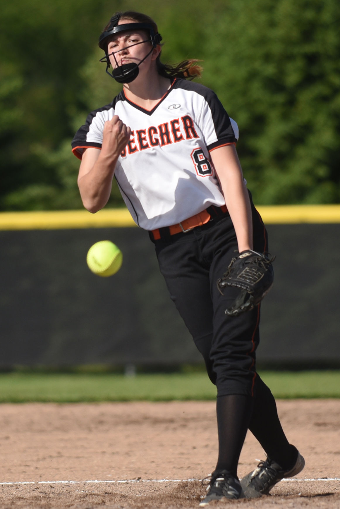 SOFTBALL: Beecher's Kayla Hon named Daily Journal Co-Player of the Year