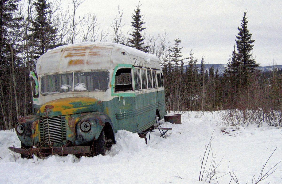 Into the Wild Bus
