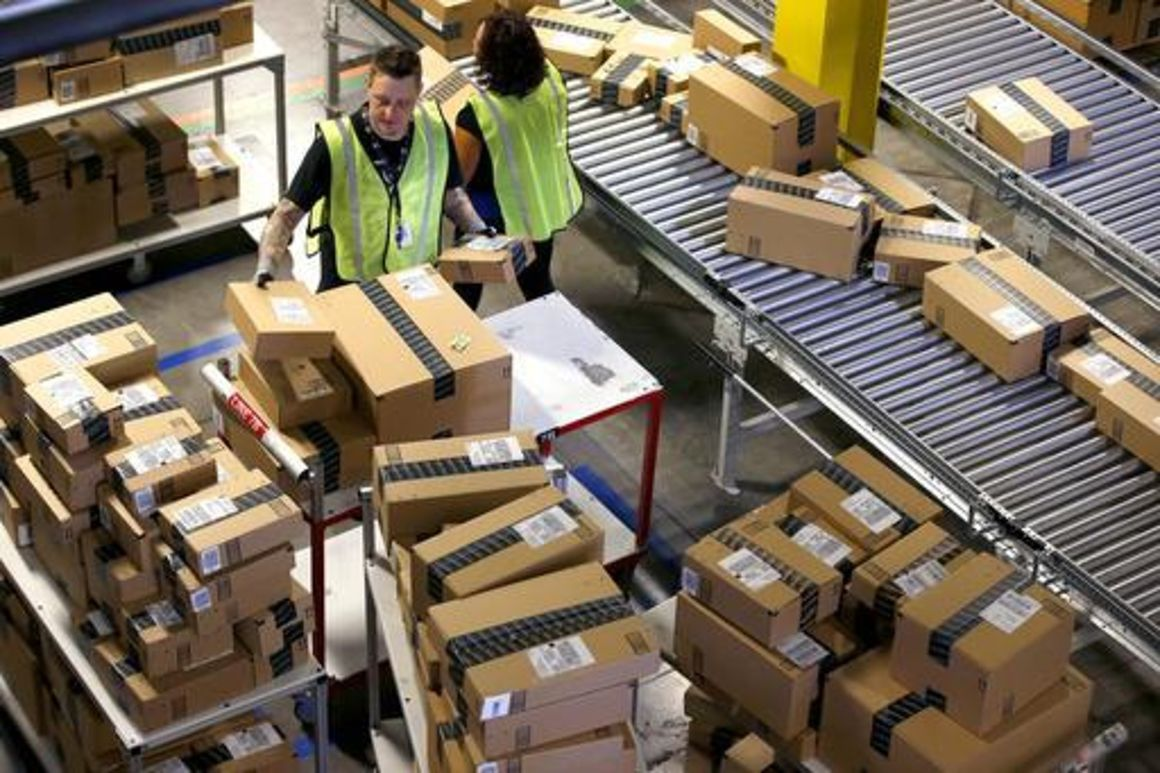 Illinois will county peotone - Amazon Is Planning On Opening A Fourth Distribution Center In Will County This Time In Monee