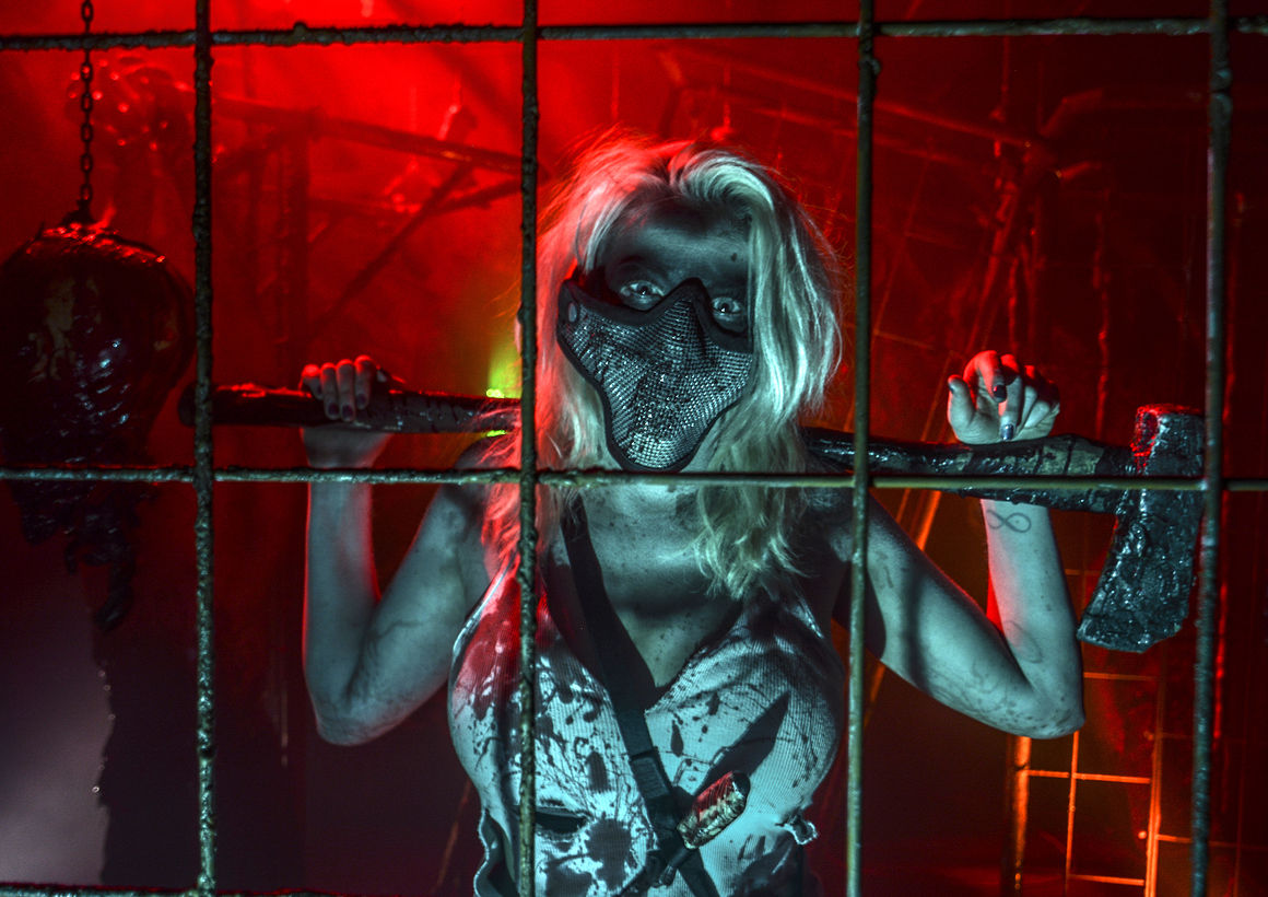 For fun and frightful, try Statesville Haunted Prison | Life