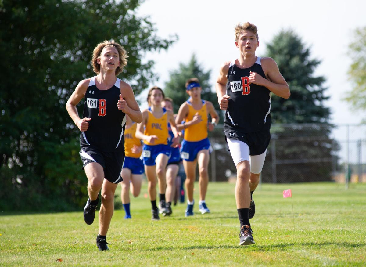 Central Cross Country