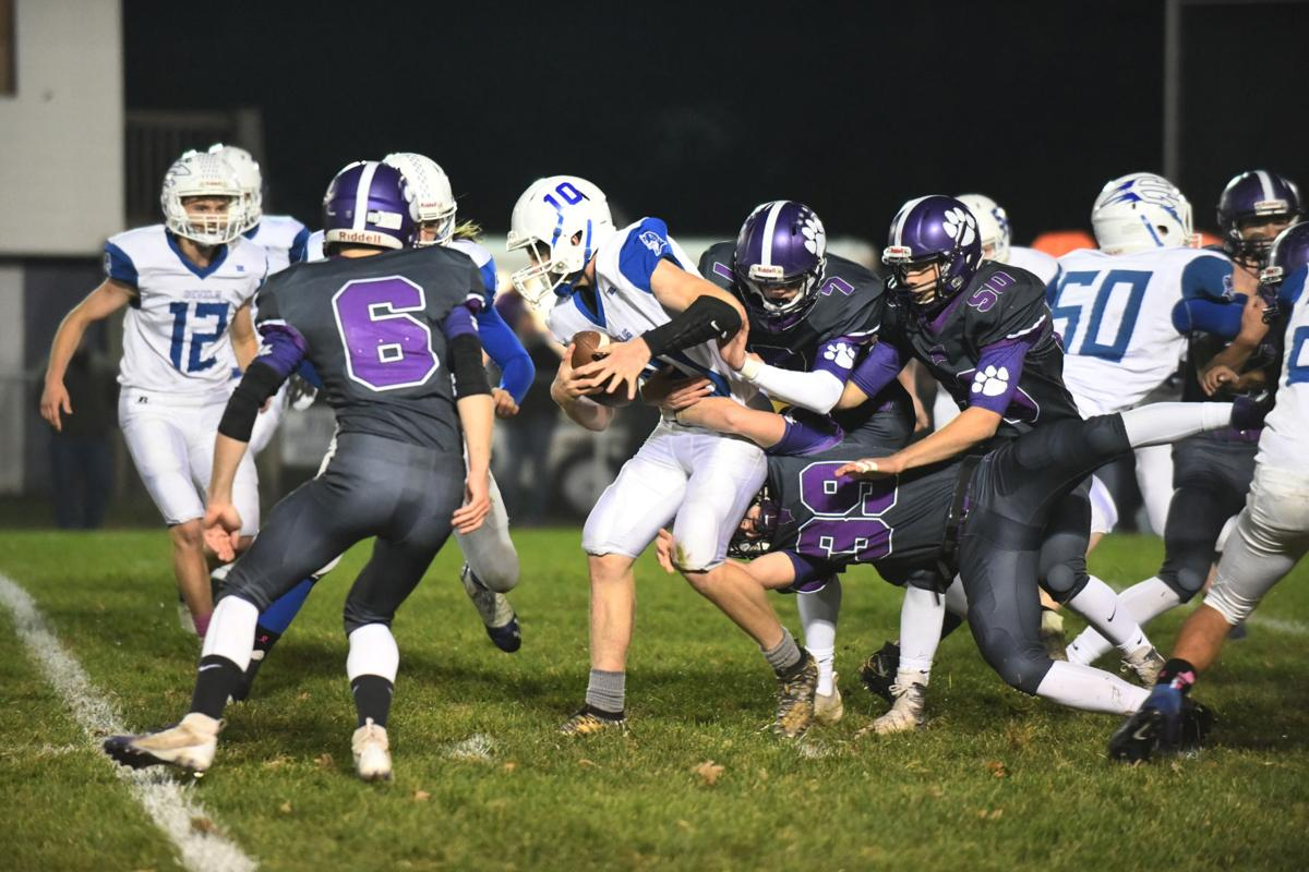 Football: Wilmington vs. Peotone