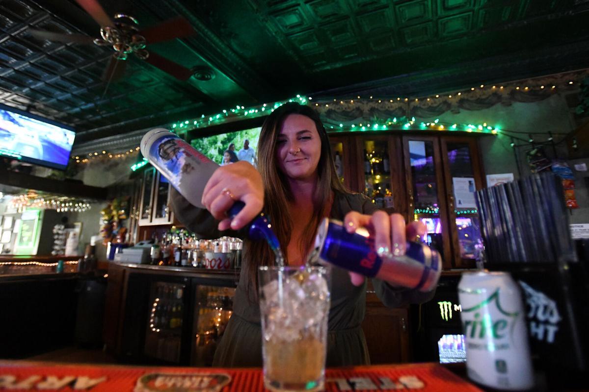 Mitigation shutdown, bars