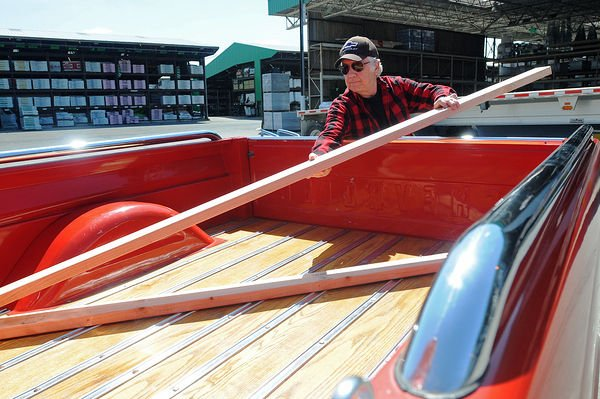 Gearheads: '63 Chevy a workhorse for Kankakee man | Local