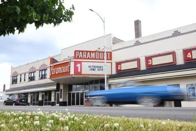 Paramount reopening