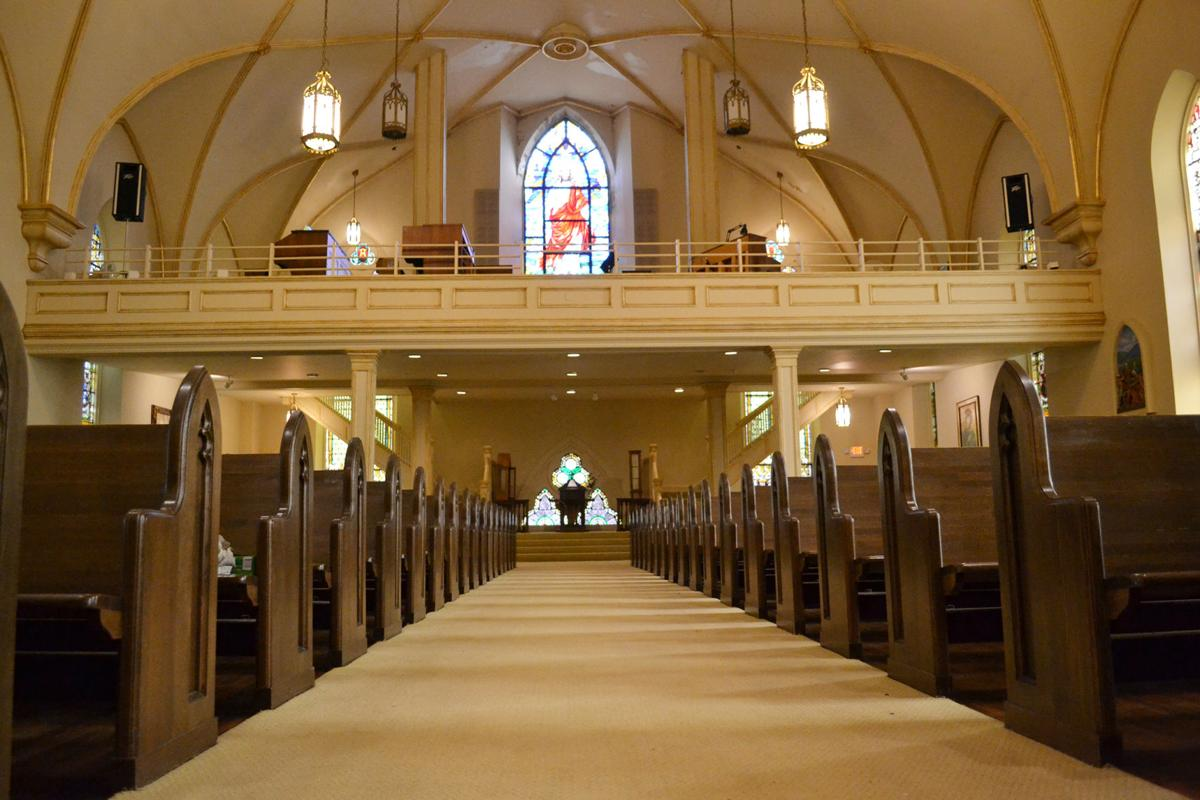 St. Rose of Lima Chapel opens