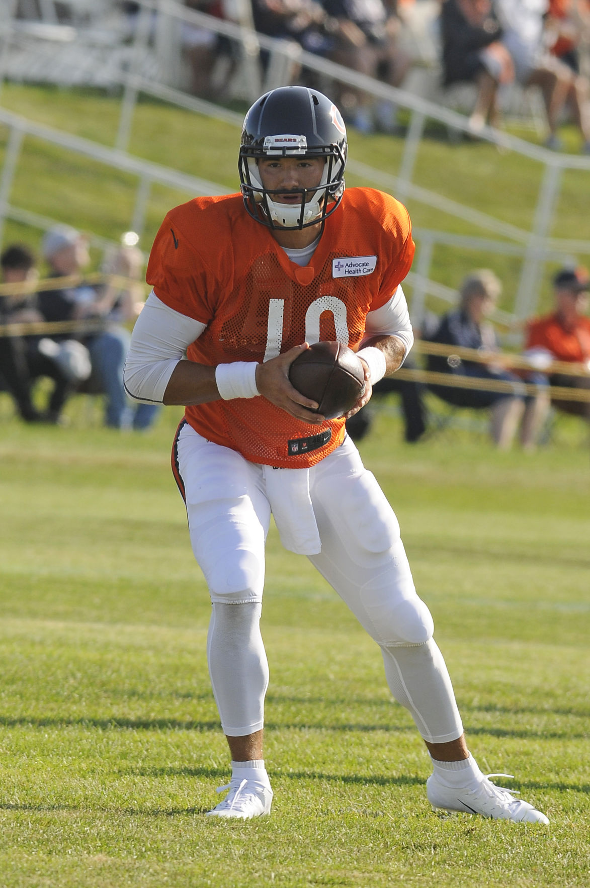 Bears Camp - July 27