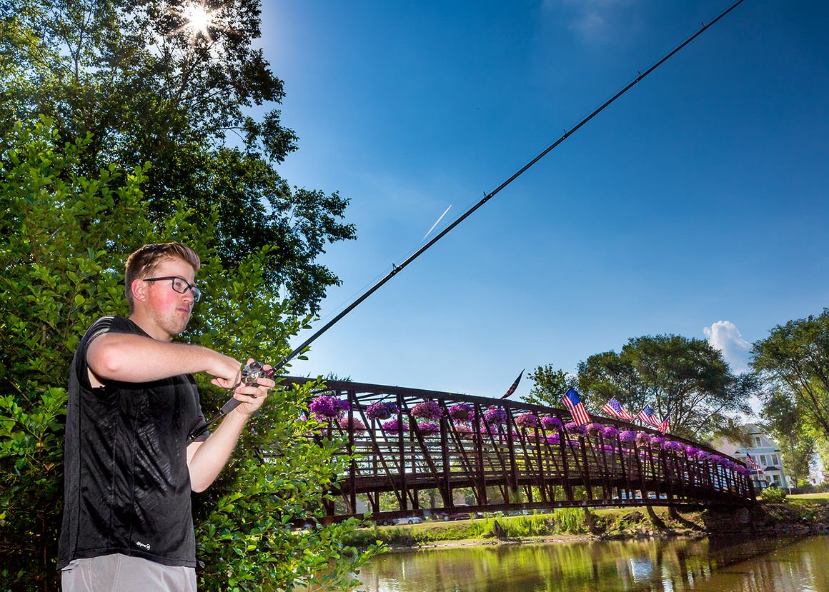 How this momence teen netted a fishing scholarship local for College fishing scholarships