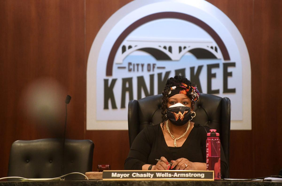 Mayor investigation, special Kankakee city council meeting