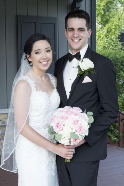Jensen-Anderson Wedding