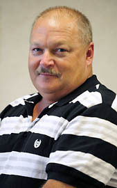 Mike Sweeney head shot fishing columnist